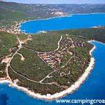 Campsite Slatina - Island of Losinj