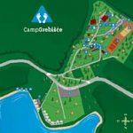 Campsite Grebisce - Hvar Island