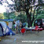 Campsite Monika - Molunat near Dubrovnik