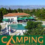 Campsite Peros - Zaton near Nin and Zadar