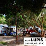 Camping Lupis - Lovište - Pelješac