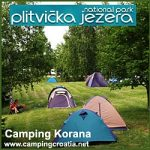 Camping Korana - Plitvice Lakes National Park