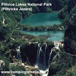 Camping at Plitvice National Park