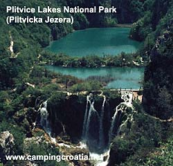 photo of plitvice lakes national park