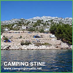 Campsite Stine, Starigrad Paklenica