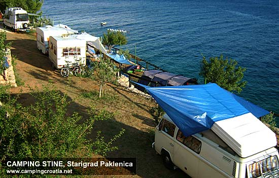 Camping Stine – Starigrad Paklenica