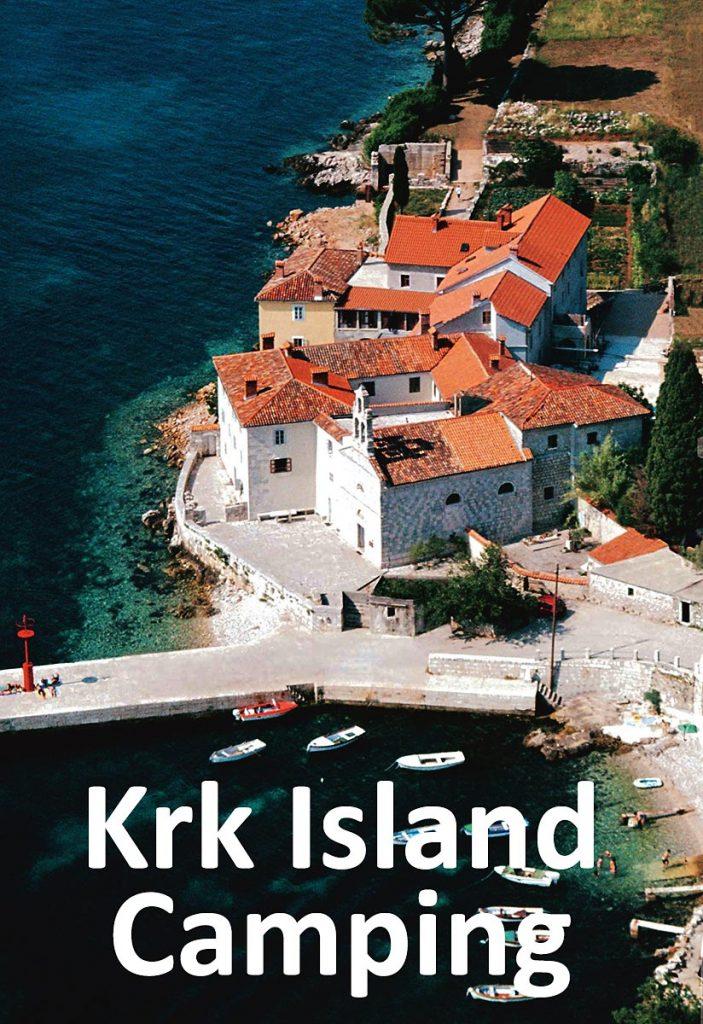 Glavotok at Krk Island
