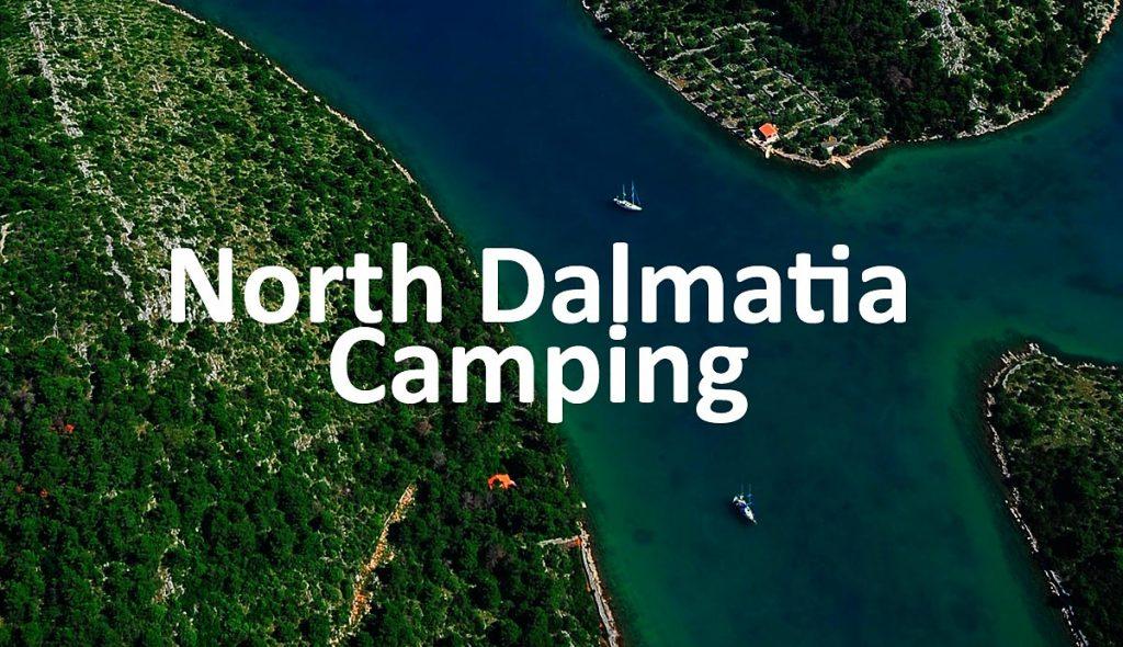 Landscape in North Dalmatia