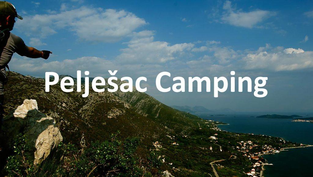 Slopes on Peljesac