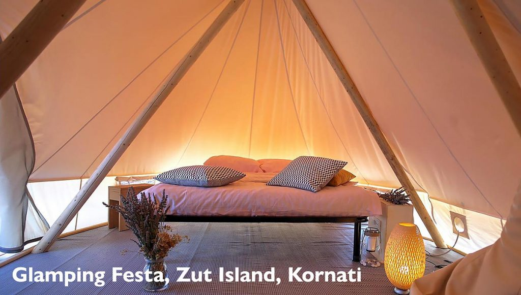Lovely and comfortable tent