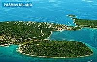 Pasman Island landscape